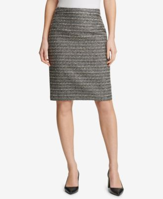 Tweed Pencil Skirt, Created for Macy's