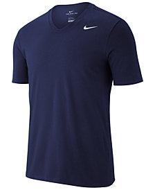 Nike Men's Dry V-Neck Training T-Shirt