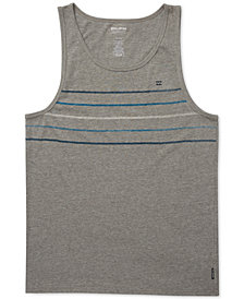 Billabong Men's Team Striped Tank Top