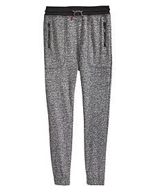 Epic Threads Big Boys Knit Jogger Pants, Created for Macy's