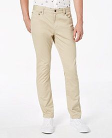 American Rag Men's 5-Pocket Pants, Created for Macy's