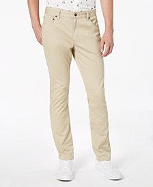 American Rag Men's 5-Pocket Pants, Created for Macy's