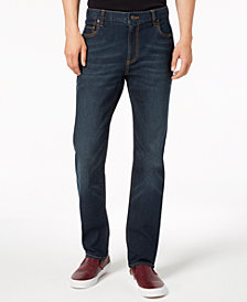 American Rag Men's Andover Straight-Fit Jeans, Created for Macy's