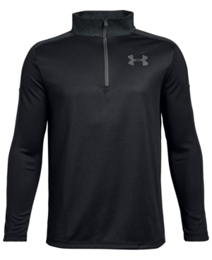 Under Armour Big Boys Ua Tech HalfZip Shirt