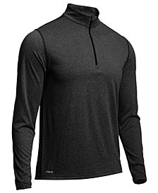 EMS® Men's Techwick® Essentials ¼-Zip Sweatshirt