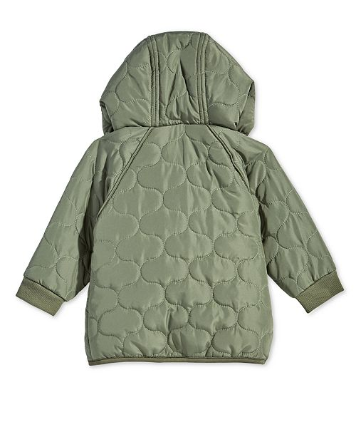 a96f91823 First Impressions Baby Boys Hooded Puffer Jacket