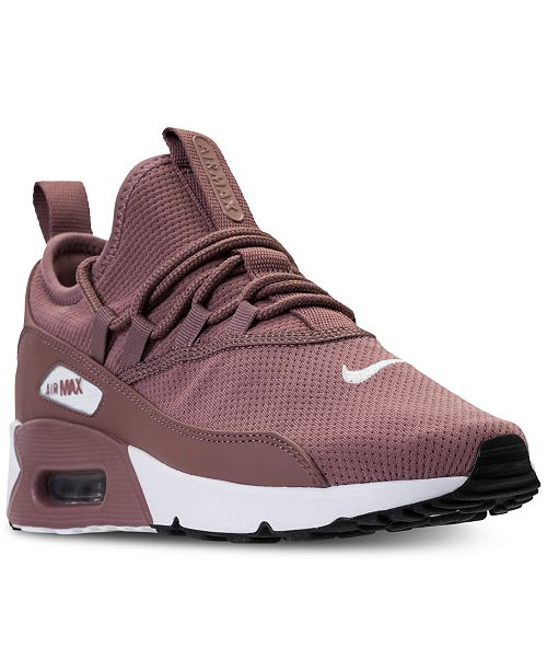 61dd4aee2586e Nike Women's Air Max 90 Ultra 2.0 Ease Casual Sneakers from Finish ...