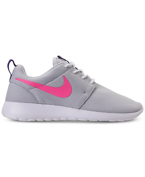95e77b6571b18 Nike Women s Roshe One Casual Sneakers from Finish Line   Reviews ...