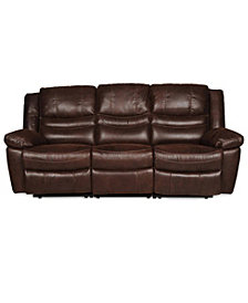 Liam Manual Reclining Sofa