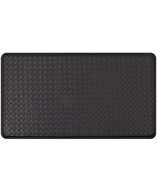 Classic Kitchen Anti-Fatigue Comfort Mat - 20x36 - Basketweave Collection