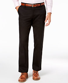 NEW Dockers Signature Lux Cotton Straight Fit Stretch Khaki Pants