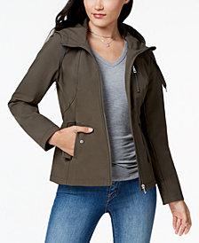 Sebby Juniors' Hooded Softshell Coat