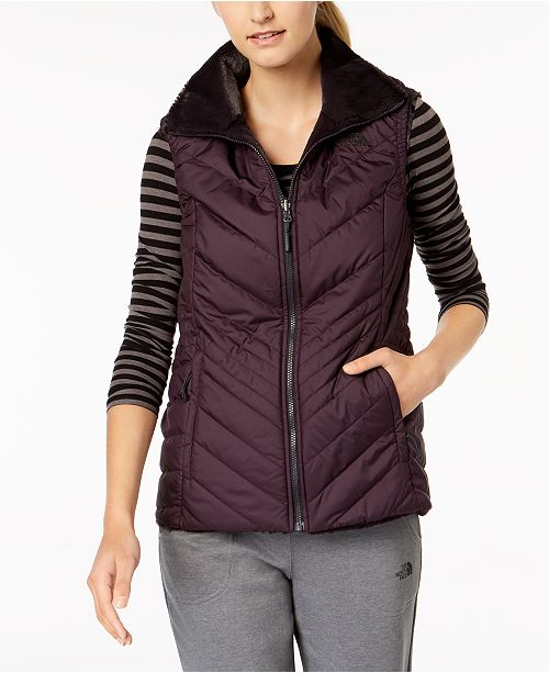 ... The North Face Mossbud Insulated Water-Repellent Reversible Vest ... 120698eb3