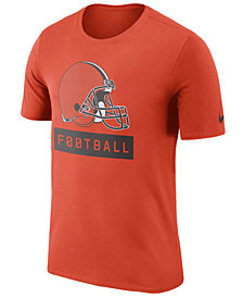 Nike Men's Cleveland Browns Legend Football Equipment T-Shirt