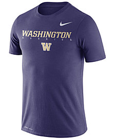 Nike Men's Washington Huskies Facility T-Shirt