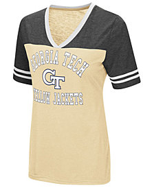 Colosseum Women's Georgia-Tech Whole Package T-Shirt