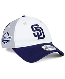 New Era San Diego Padres All Star Game 9TWENTY Strapback Cap 2018