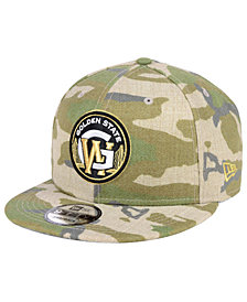 New Era Golden State Warriors Combo Camo 9FIFTY Snapback Cap