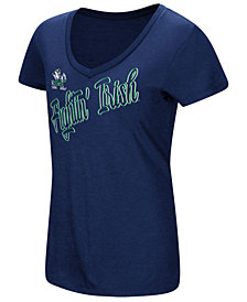 Colosseum Women's Notre Dame Fighting Irish Big Sweet Dollars T-Shirt