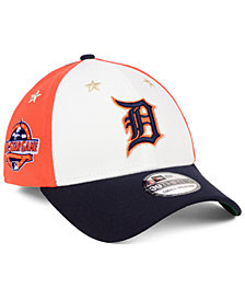 New Era Detroit Tigers All Star Game 39THIRTY Stretch Fitted Cap 2018