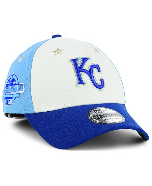 14c1e930af8 ... Kansas City Royals All Star Game 39THIRTY Stretch Fitted Cap 2018 ...