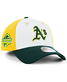 New Era Oakland Athletics All Star Game 39THIRTY Stretch Fitted Cap 2018