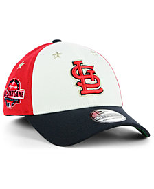 New Era St. Louis Cardinals All Star Game 39THIRTY Stretch Fitted Cap 2018