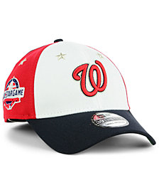 New Era Washington Nationals All Star Game 39THIRTY Stretch Fitted Cap 2018