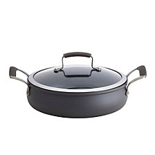 Epicurious 4 Qt. Covered Sauteuse