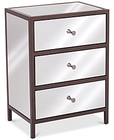 Iven 3-Drawer Cabinet, Quick Ship