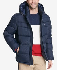 Tommy Hilfiger Men's Quilted Puffer Jacket (Multiple Color)