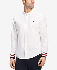 Tommy Hilfiger Men's Edward Shirt, Created for Macy's