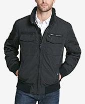 950da537fcd8 Tommy Hilfiger Men s Four-Pocket Performance Jacket