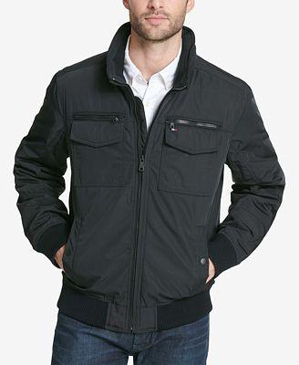 Tommy Hilfiger Men S Four Pocket Performance Jacket Coats