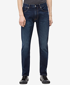Calvin Klein Jeans Men's Athletic Tapered Austin Jeans
