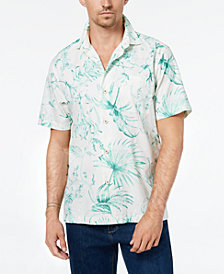 Tommy Bahama Men's El Botanico Printed Camp Shirt