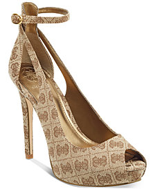 GUESS Holie Detail Dress Platform Pumps