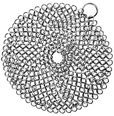 Chainmail Scrubber