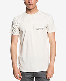 Quiksilver Men's Original Mountain & Wave Logo Graphic T-Shirt