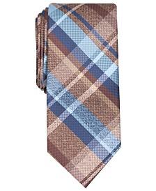 Perry Ellis Men's Dehaven Plaid Tie