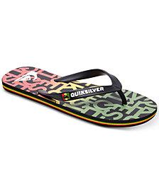 Quiksilver Men's Molokai Random Flip-Flop Sandals