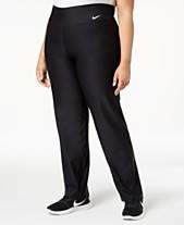 Nike Plus Size Power Dri-FIT Pants c0a8ab7e7b7
