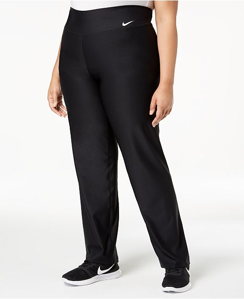 Nike Plus Size Power Dri Fit Pants Reviews Pants Capris Plus