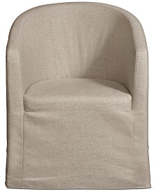 Enosburgh Barrel Back Chair, Quick Ship