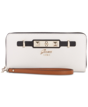 Image of Guess Cherie Zip-Around Wristlet