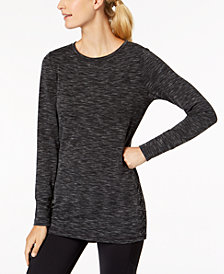 Ideology Crisscross-Side Tunic, Created for Macy's