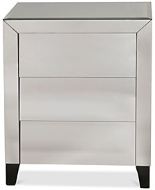 Lewis Hill 3-Drawer Chest, Quick Ship