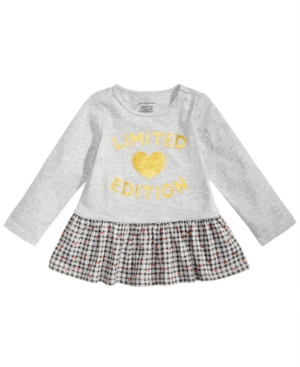First Impressions Baby Girls Limited EditionPrint Cotton Tunic Created for Macys
