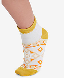 Free People Double Trouble Printed Sock Set