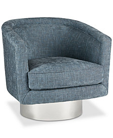 Bardot Lounge Chair, Quick Ship